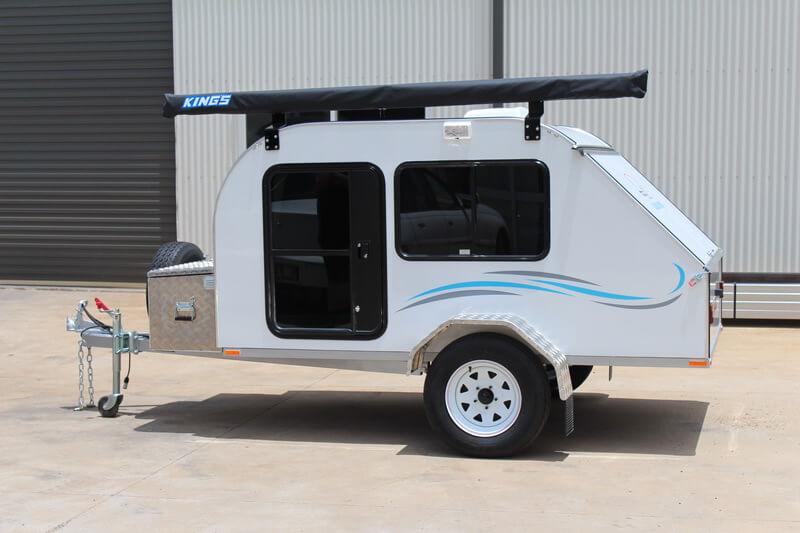 Escape Pod ECO | Travelbug Teardrop Caravans